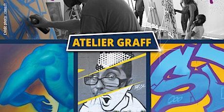 Atelier graff Calligraff mai 2020 tickets