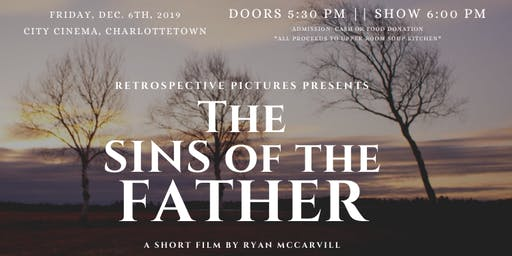 "Short Film Premiere: ""The Sins of the Father"" at City Cinema"
