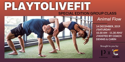 PLAYTOLIVEFIT SPECIAL EDITION GROUP CLASS