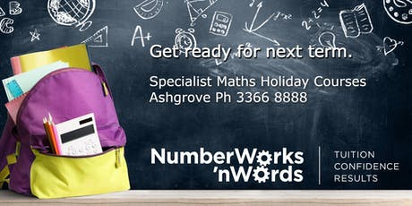 Maths and English Holiday Programs tickets