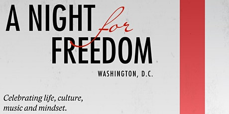 A Night for Freedom 2020 - The Way Forward tickets