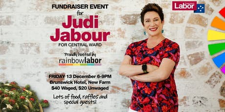 Judi Jabour & Rainbow Labor fundraiser tickets