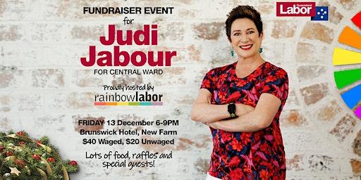 Judi Jabour & Rainbow Labor fundraiser