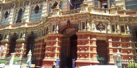 Palacios Porteños de Balvanera y Recoleta y visita a un museo sorpresa entradas