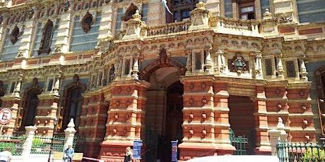 Palacios Porteños de Balvanera y Recoleta y visita a un museo sorpresa tickets