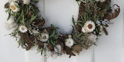 Christmas Wreath - Grow & Design Workshop