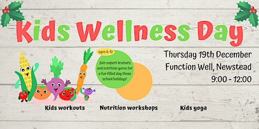 Kids Wellness Day: Christmas Kids!