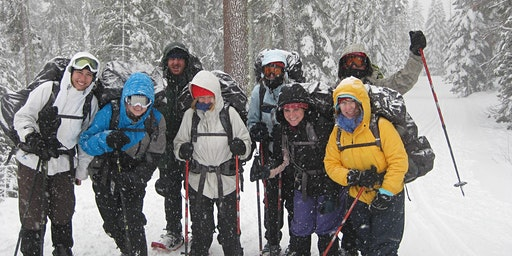 Snow Shoeing Trip in the Hudson Valley-Culinary Institute Lunch: Beginners