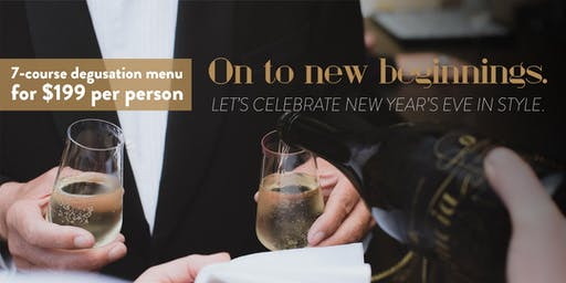 New Year's Eve at Hardy's Verandah
