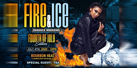 Fourth of July Edition:  Fire & Ice (Essence Weekend) tickets