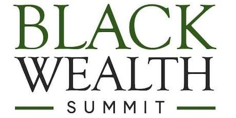 Black Wealth Summit 2020 tickets