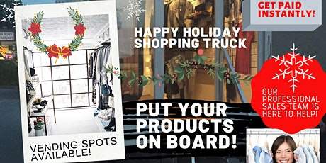 Support Local Shops This Holiday tickets