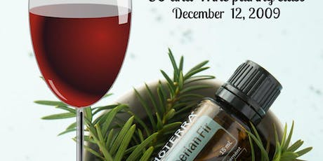Essential Oil and Wine pairing tickets