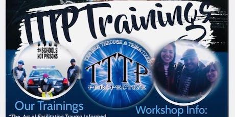 The Art of Facilitating Trauma-Informed Workshop Training tickets
