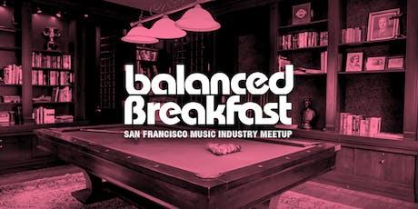BB: San Francisco Music Industry Meetup at Wingtip JAN 9TH tickets