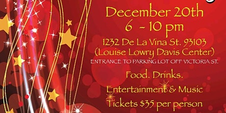 Whitehatters Toastmasters Holiday Party tickets