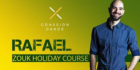 Zouk Holiday Short Course with Rafael tickets