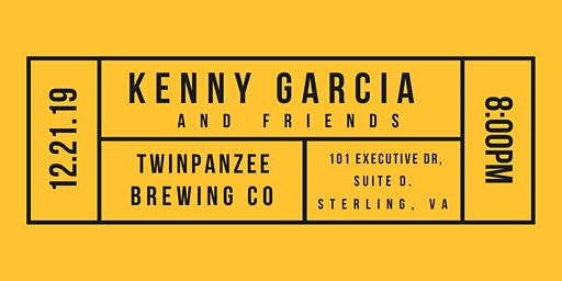 Kenny Garcia & Friends at Twinpanzee