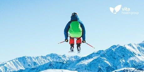 Ski & Snow Sports Injury Workshop tickets