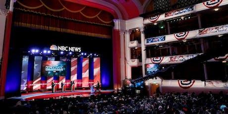 6th Democratic Presidential Debate Watch, Dec 19 at Round Table, Menlo Park tickets