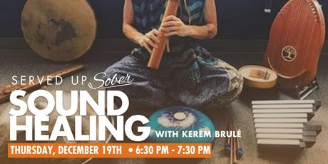 Sound Healing for Sobriety tickets