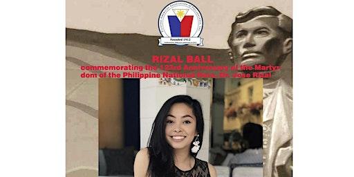 Rizal Ball and Miss Maria Clara 2020