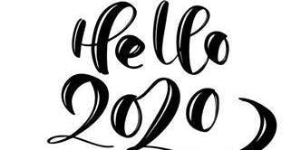 HELLO 2020 NYE BALL