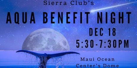 An Evening with Nat Geo Underwater photographer Flip Nicklin  & Sierra Club tickets