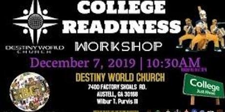 College Readiness Workshop tickets