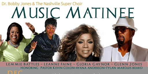 Bobby Jones Presents: December Music Matinee