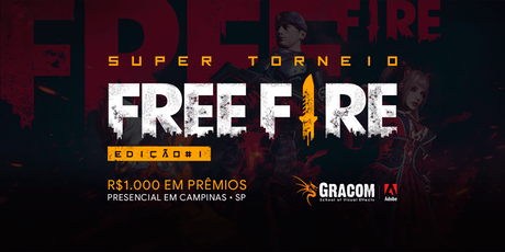 SUPER TORNEIO FREE FIRE ingressos