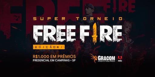 SUPER TORNEIO FREE FIRE