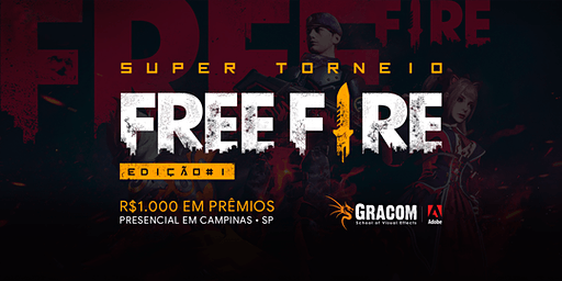 SUPER TORNEIO FREE FIRE