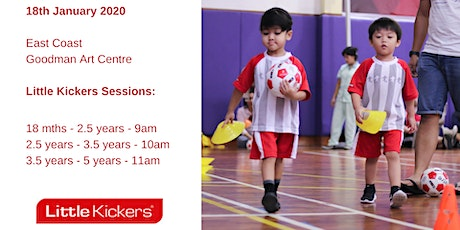 Little Kickers - Taster Session tickets