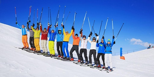 遇见NYC 圣诞滑雪活动