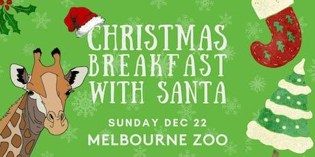 Christmas Breakfast with Santa tickets