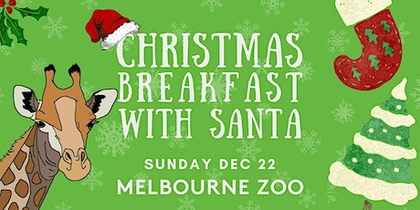 Christmas Breakfast with Santa tickets