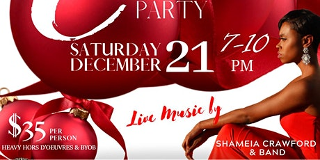 Holiday Party featuring Shameia Crawford & Band tickets