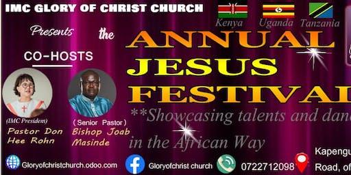 IMC GLORY OF CHRIST CHURCH ANNUAL JESUS FESTIVAL