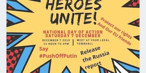 #PushOffPUTIN #SAVETHENHS #ReleaseTheRussiaReport