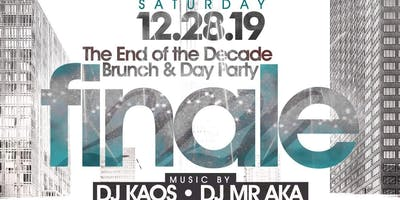 12/29 Finale End of the Decade Brunch + Day Party at Taj {TREE CITY}• No Cover before 5 PM w/ RSVP • Sponsored by Patron