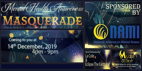 Mental Health Awareness Masquerade tickets