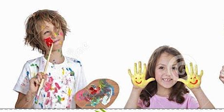 BeezKneez Art Afternoon Workshop Series for Kids (ages 9 - 14 years) tickets