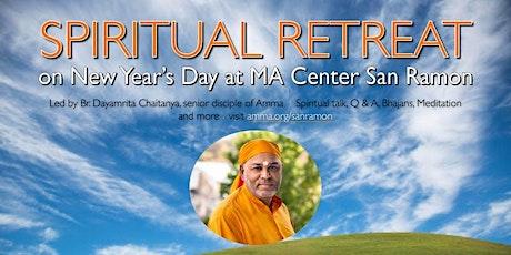 New Year's Day Retreat with Br. Dayamrita Chaitanya tickets