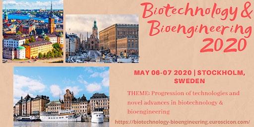 EuroSciCon Conference on  Biotechnology & Bioengineering
