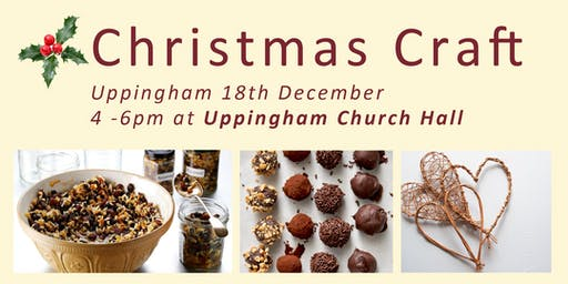 Christmas Craft - Uppingham
