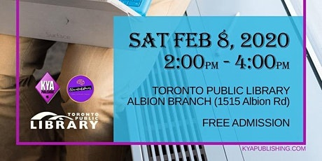 Cultural Writing Workshop - Toronto tickets