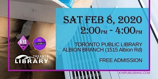 Cultural Writing Workshop - Toronto