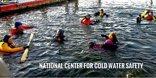 Cold Water Safety Workshop with National Center for Cold Water Safety: Swim-test Your Gear
