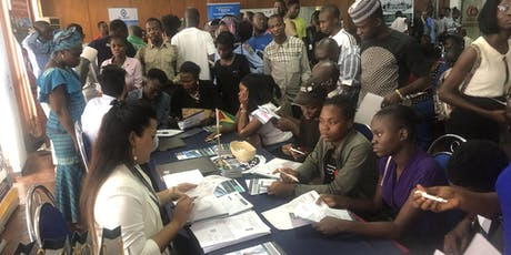 Nigeria Student Recruitment Education Fair January 2020 tickets
